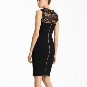 EMILIO PUCCI black lace dress